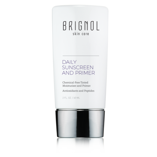 image of Brignol Skin Care Daily Sunscreen and Primer